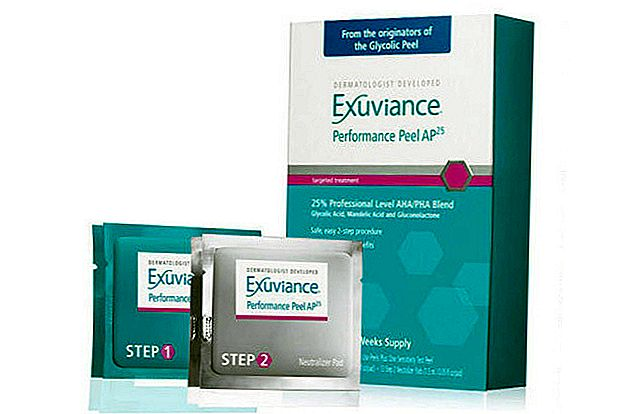 Exuviance Performance Peel AP25 Giveaway Rules