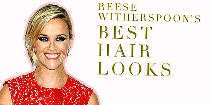 Reese Witherspoon's Top 10 Cutest Hairstyles