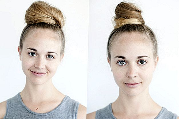 Topknot 2.0: ένα βαμβάκι Candy Bun Tutorial