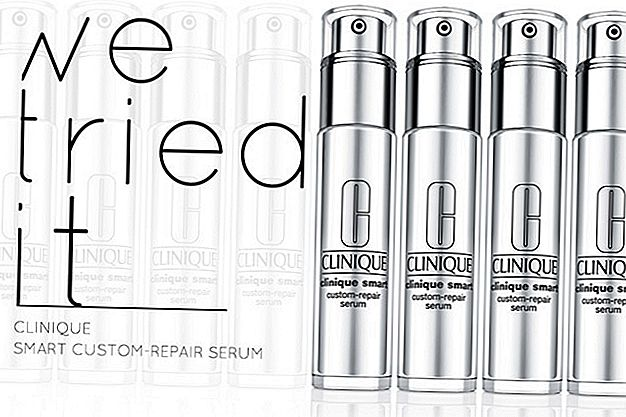 Skúsili sme to: Clinique Smart Custom-Repair Serum