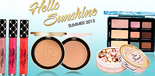 Koleksi Baru: Too Faced Hello Sunshine Summer 2018