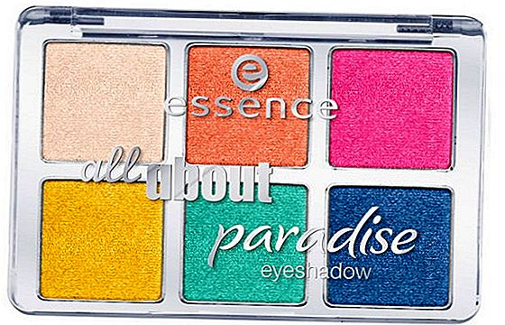 Produk Essence Eye Makeup Baru Musim Semi 2018