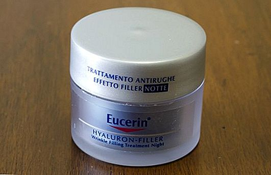 Produktanmeldelse: Eucerin Hyaluron-Filler Wrinkle Filling Treatment Night