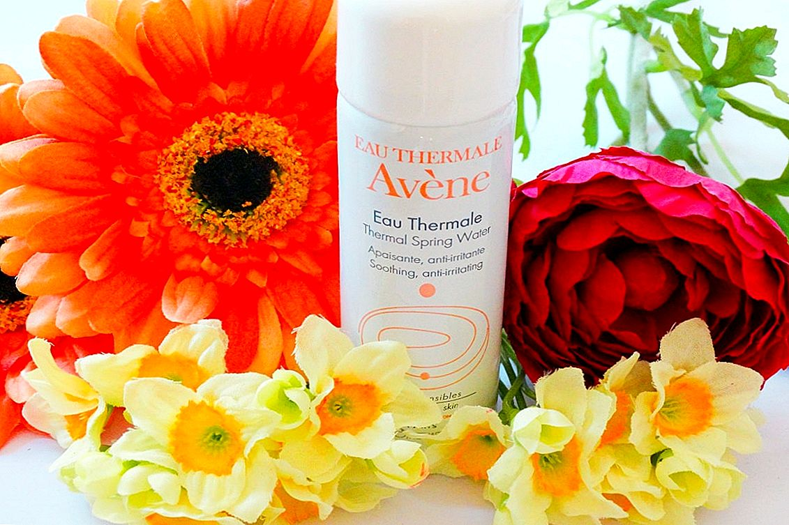 Er Avene Thermal Spring Water Svaret til Sensitive Skin's Tantrums?