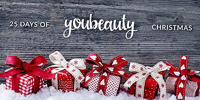 25 dager med YouBeauty Christmas!