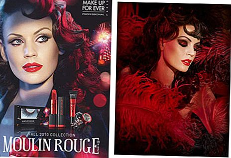 Nouvelle collection: Make Up For Ever Moulin Rouge Automne 2018