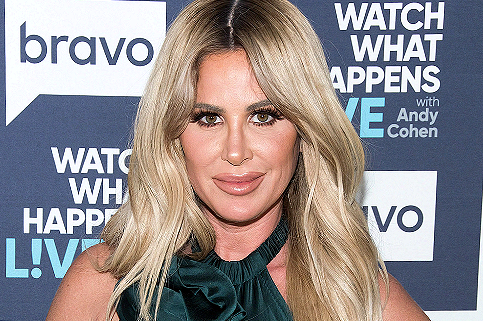 Real Housewives 'Kim Zolciak-Biermann Indlæg Breast Reduction Photo på Instagram