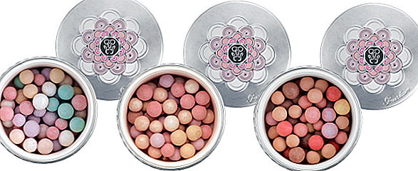 Nouvelle collection: Guerlain Meteorites Blossom Spring 2018