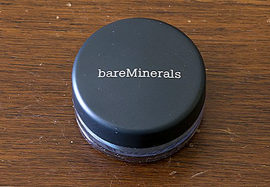 产品评论:BareMinerals Eyecolor In Exotic Tara