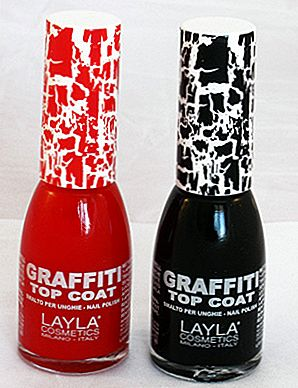 Ulasan Produk: Layla Graffiti Top Coat